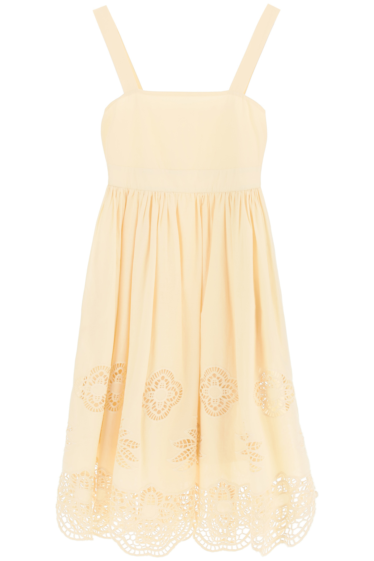 See By Chloé GUIPURE DRESS