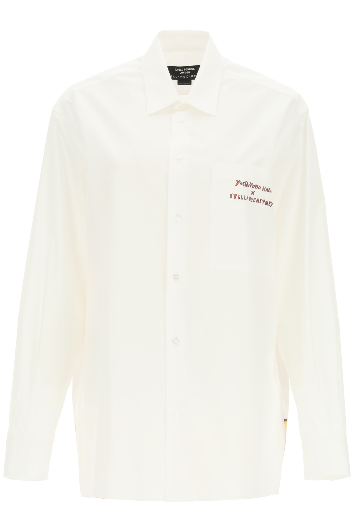 Stella Mccartney Clothing OVERSIZED PRINTED SHIRT